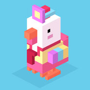 Crossy Road Icon 1-2-1