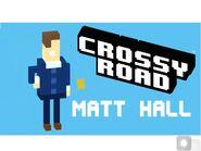 Matt Hall Crossy Road