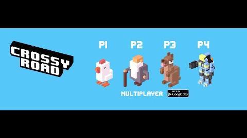 Crossy Road Multiplayer Trailer