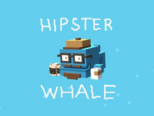Hipster Whale company