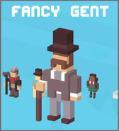 Fancy-gent