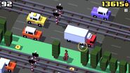 CrossyRoad InAction RugbyBall