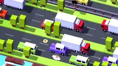 Crossy Road - Gameplay Launch Trailer (By Hipster Whale)