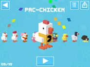 Unlock Pac-Chicken