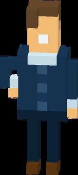 Matt Hall (Mascot)