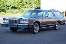 1987 Lincoln-Mercury Grand Marquis