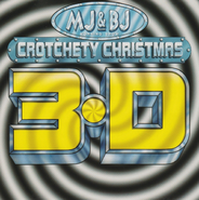Crotchety Christmas 3-D