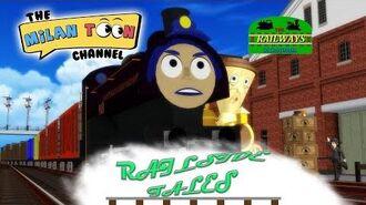 Cheesy Livi (EP. 4) Crotoonia's Railside Tales