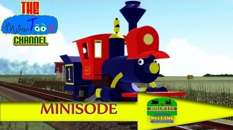 THE RAILWAYS OF CROTOONIA in MEET THE CROTOONIANS (Ep
