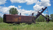 Marion Steam Shovel, Le Roy, NY