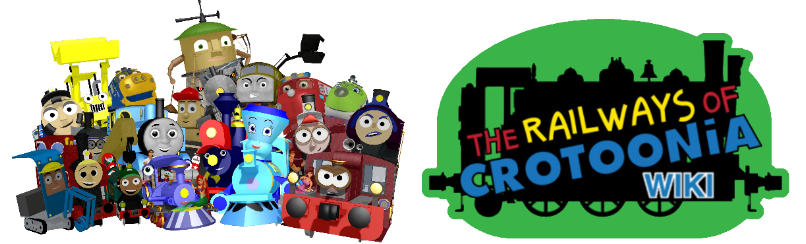The Railways of Crotoonia Wiki