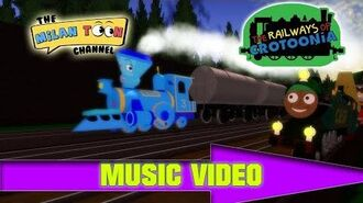"""Growing Up"" Music Video The Railways of Crotoonia"