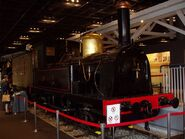JGR class 150 at Railway Museum 20080426