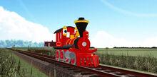 Shelbert for railways of crotoonia by duel express-davkgoh