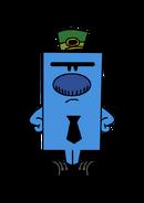 Mr. Grumpy (work attire)