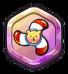 Bear Jelly Boomerang