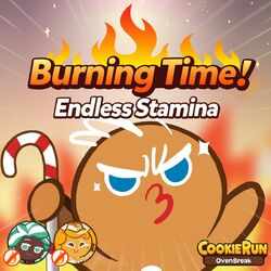 Burning Time!