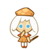 Cream Puff Cookie