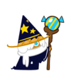 Wizard Cookie