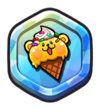 Bear Jelly Ice Cream