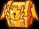 Golden Trophy Chest