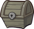 Clay Trophy Chest