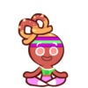 Yoga Cookie