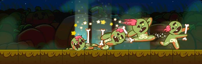 Zombie Cookie SkillBook