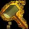 Blacksmith Hammer IV 00464