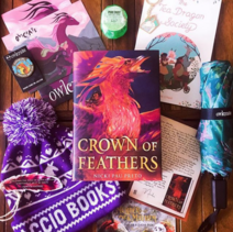 Crown of Feathers Owlcrate