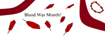 Blood War Month Banner