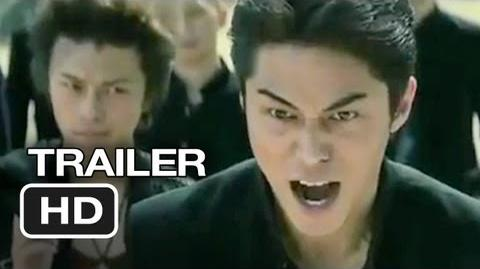 Crows Explode Official Trailer 1 - Toyoda Toshiaki Movie HD
