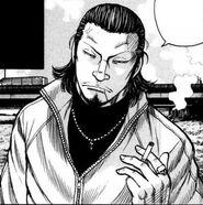 Kiyohiro retire