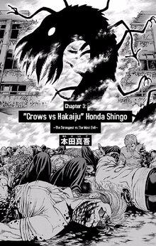 Crows vs. Hakaiju