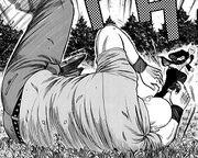 Hana vs Daisuke