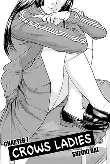Crows ladies cr7
