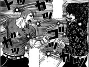 Hana vs Guriko
