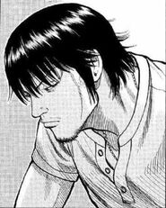 Shougo after tesshou's death
