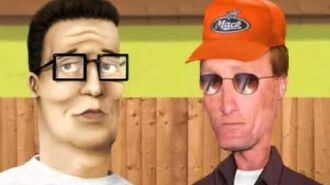 CREEPYPASTA King of the Hill Lost Episode-0