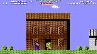 Haunted Gaming Zelda II The Lost Level LgbdkFRbS U