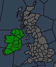 K ireland