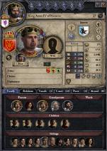 King Antso IV of Navarra