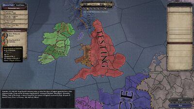 Kingdom of TESTING