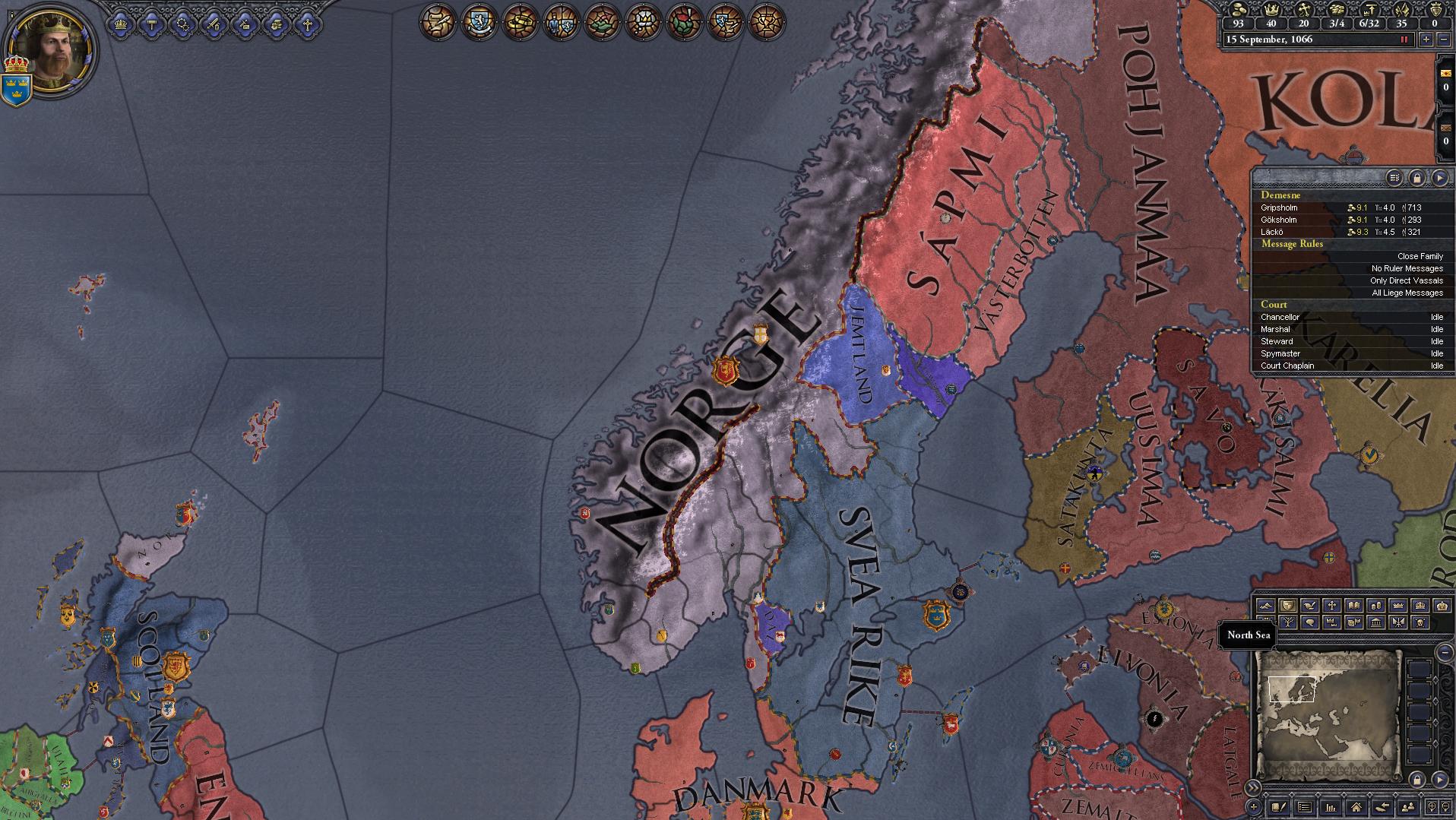 Kingdom of Sweden (Strategy) | Crusader Kings II Wiki