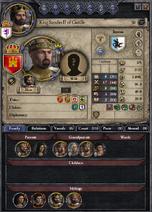 King Sancho II of Castile