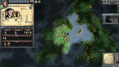 Crusader Kings 2 - Guide For Newbies - Part 4 - Ireland Beginnings & Claims