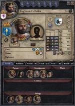 King Garcia II of Galicia