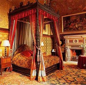 Not-a-palace dukebed