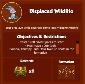 Displacedwildlife