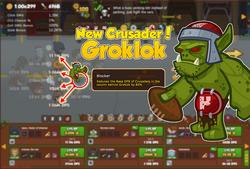 Groklock 550ppx